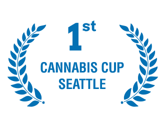 1st Place - Cannabis Cup Seattle