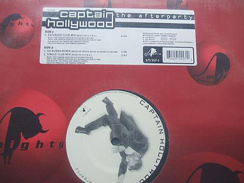 Captain Hollywood ‎– The Afterparty (Vinilo usado) (VG+)