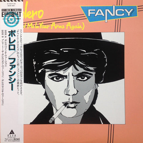Fancy = ファンシー* ‎– Bolero (Hold Me In Your Arms Again) = ボレロ