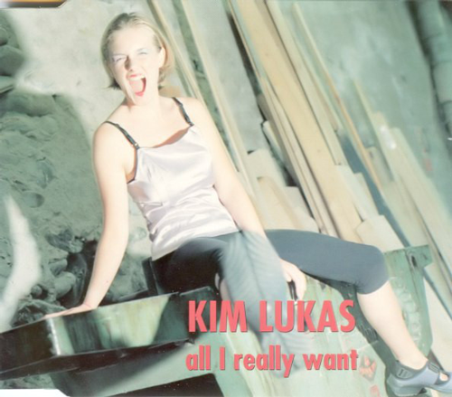 Kim Lukas ‎– All I Really Want