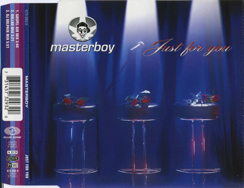 Masterboy ‎– Just For You
