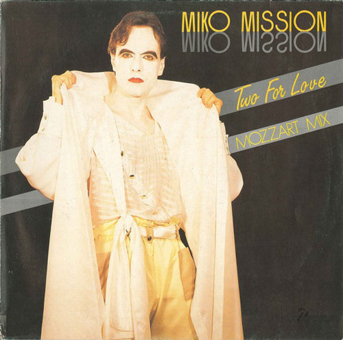 Miko Mission ‎– Two For Love (Mozzart Mix)