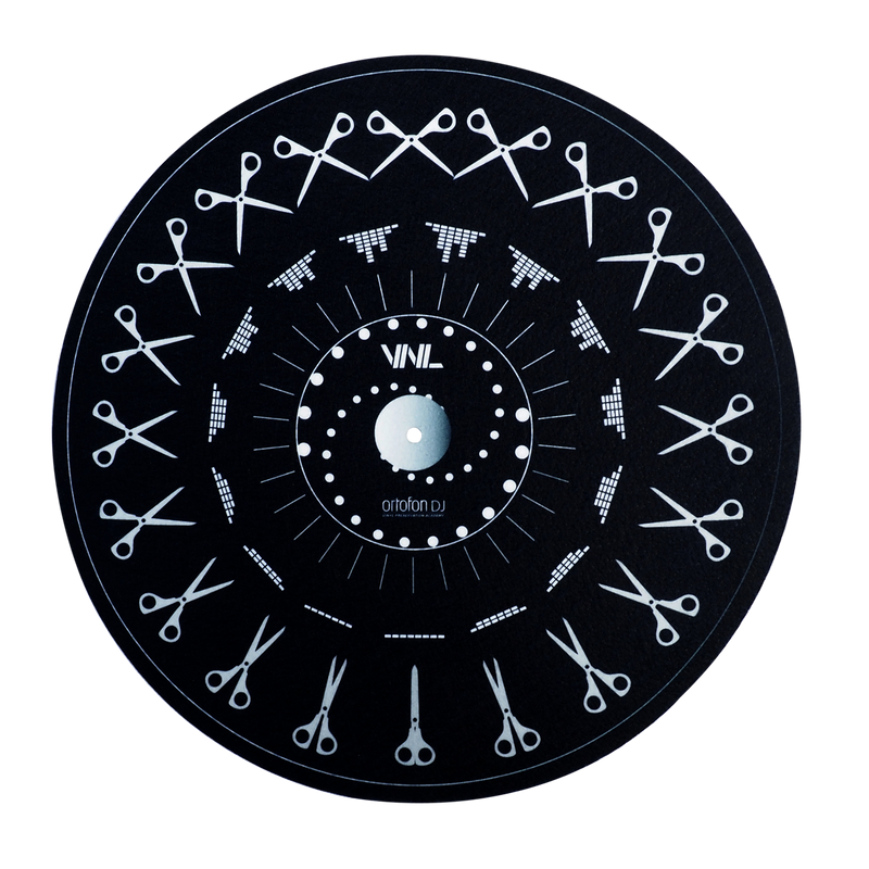 Ortofon Slipmat In ViNyL we trust