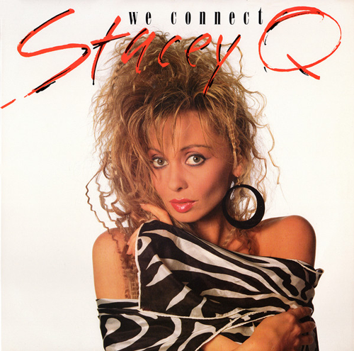 Stacey Q ‎– We Connect
