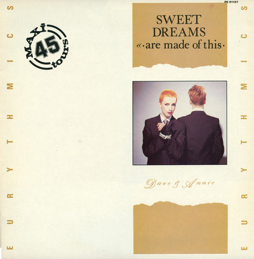 Eurythmics ‎– Sweet Dreams (Are Made Of This)