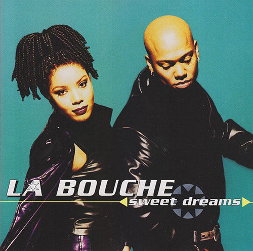 La Bouche ‎– Sweet Dreams (CD Album usado) (VG+) maleta 1
