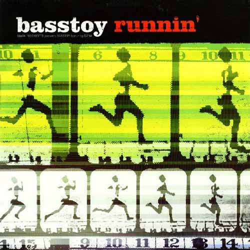 Mark Picchiotti Presents Basstoy Featuring Dana ‎– Runnin' (Vinilo usado) (VG+)