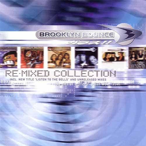 Brooklyn Bounce ‎– Re-Mixed Collection (CD Compilation) usado (VG+) box 1