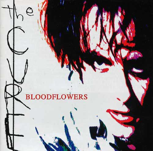 The Cure ‎– Bloodflowers (CD Album) usado (VG+) box 2