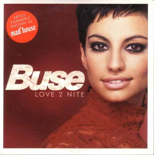 Buse ‎– Love 2 Nite (CD Single Carton) usado (VG )