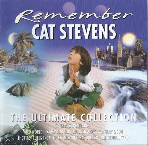 Cat Stevens ‎– Remember - The Ultimate Collection (CD Compilación) usado (VG+) box 2