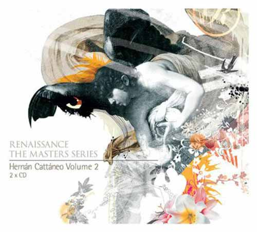 Hernán Cattáneo ‎– Renaissance: The Masters Series, Volume 2 (CD Compilado) usado (VG+) box 7