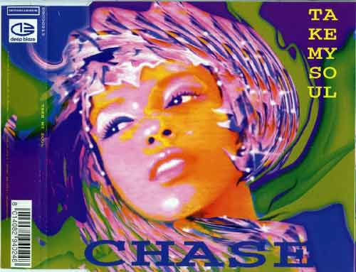 Chase ‎– Take My Soul (CD Maxi Single) usado (VG+) box 7