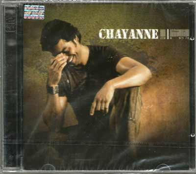 Chayanne ‎– Cautivo (CD Album + DVD) usado (vg+) maleta 2