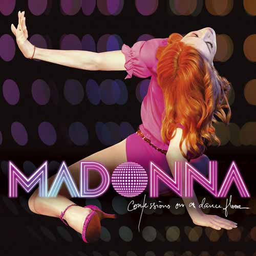 Madonna ‎– Confessions On A Dance Floor (CD Album) usado (VG+) box 8