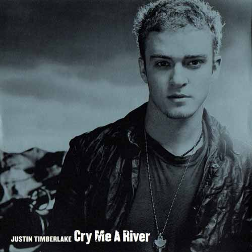 Justin Timberlake ‎– Cry Me A River (CD Maxi Single) usado (VG+) box 7