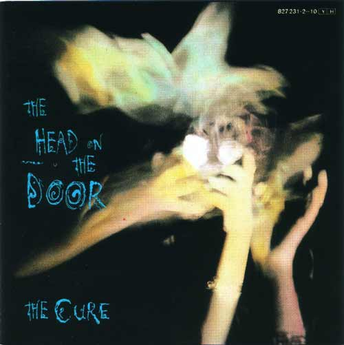 The Cure ‎– The Head On The Door (CD Album) usado (VG+) box 2