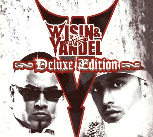 Wisin & Yandel ‎– Pa'l Mundo (CD Album Doble + Dvd usado) (VG+) box 4