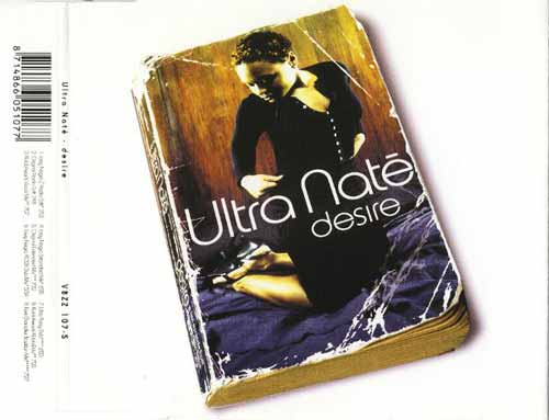 Ultra Naté ‎– Desire (CD maxi Single) usado (VG )