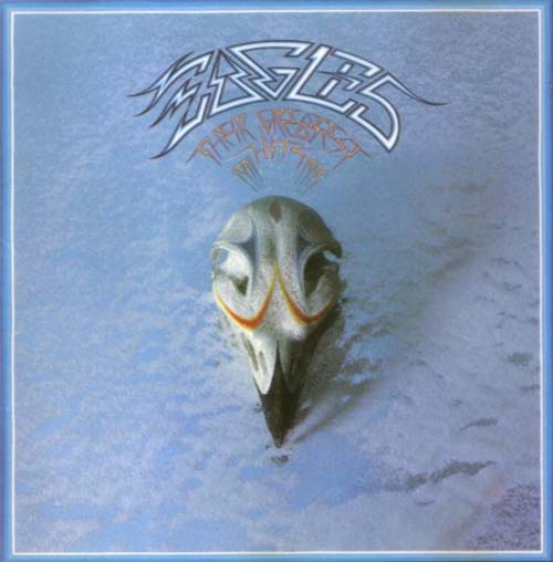 Eagles ‎– Their Greatest Hits 1971-1975 (CD Compilado usado) (VG+) box 8