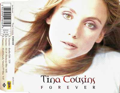 Tina Cousins ‎– Forever (CD Single) usado (VG+) box 10