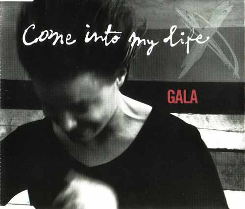 Gala ‎– Come Into My Life (CD Maxi Single) usado (VG+) maleta