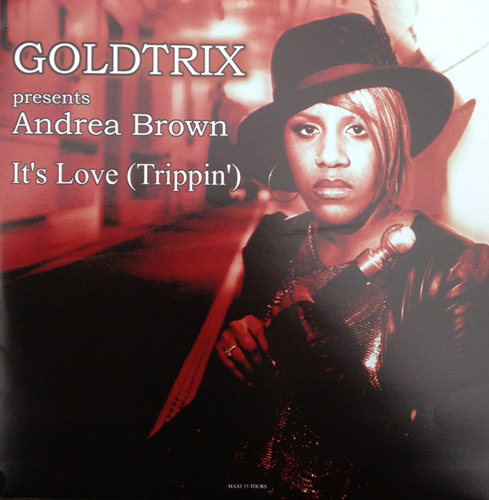 Goldtrix Presents Andrea Brown ‎– It's Love (Trippin')