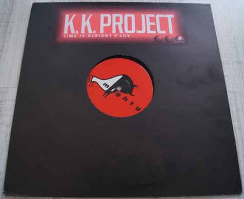 K.K. Project ‎– Time Is Alright 4 Luv (Vinilo usado) (VG+)