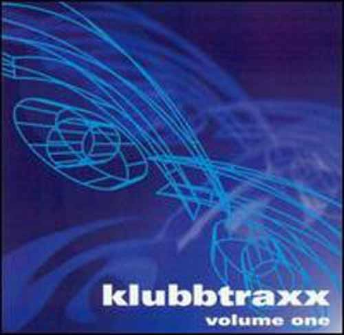 Klubbtraxx Volume One (CD Mixed) usado (VG+) box 2