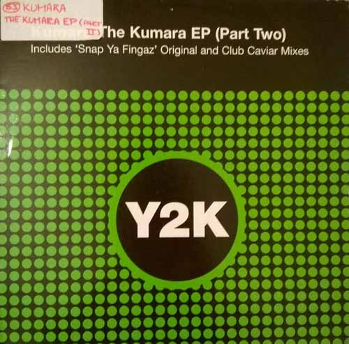 Kumara ‎– The Kumara EP (Part Two) (usado) (VG+)