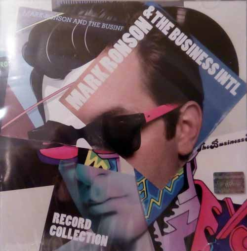 Mark Ronson & The Business Intl ‎– Record Collection (CD Album Nuevo) box 7
