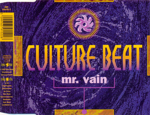 Culture Beat ‎– Mr. Vain