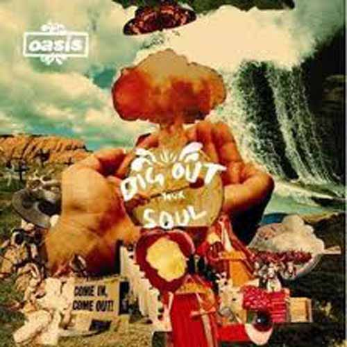 Oasis ‎– Dig Out Your Soul (CD Album Nuevo) box 11