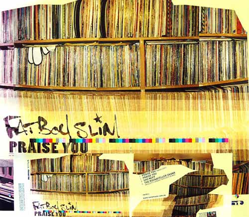 Fatboy Slim ‎– Praise You (CD Single) usado (VG+) box 2