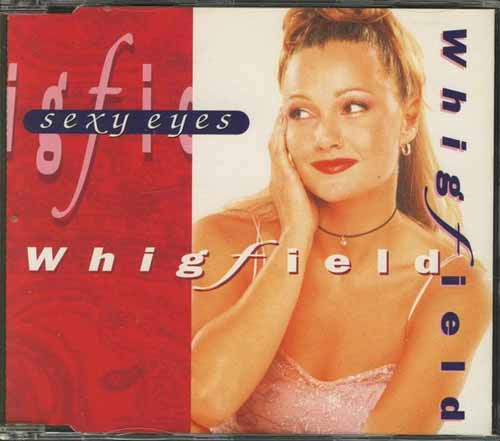 Whigfield ‎– Sexy Eyes (CD Maxi Single) usado (VG )