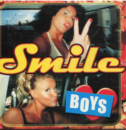 SMiLE ‎– Boys (CD Single cartón) usado (VG+) box 6