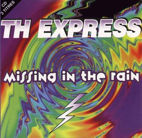 TH Express ‎– Missing In The Rain (CD Maxi Single Carton) usado (VG+) box 6