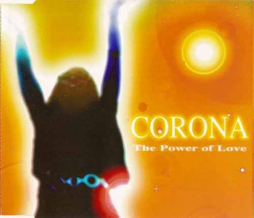 Corona ‎– The Power Of Love (CD Maxi Single) usado (VG+) box 7