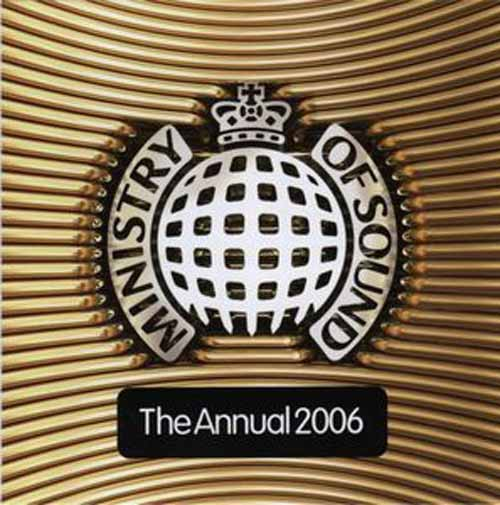 Ministry Of Sound - The Annual 2006 (CD Mixed) usado (VG+) box 2