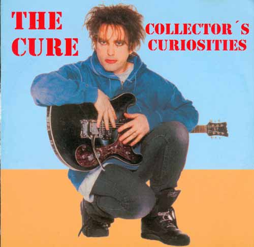 The Cure ‎– Collector's Curiosities (CD Compilation) usado (VG+) box 2
