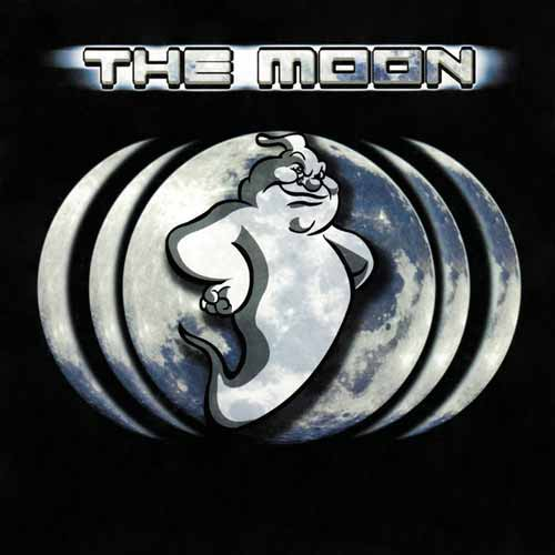 The Moon ‎– Blow Up The Speakers (CD Single Carton) usado (VG+) box 6