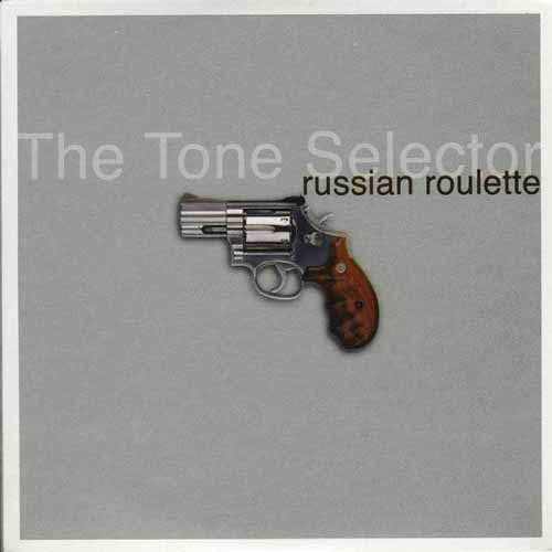 The Tone Selector ‎– Russian Roulette (CD Single) usado (VG+) box 2