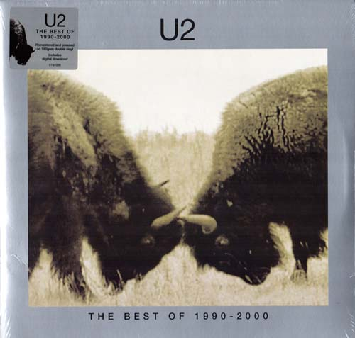 U2 ‎– The Best Of 1990-2000 (Vinilo doble nuevo)