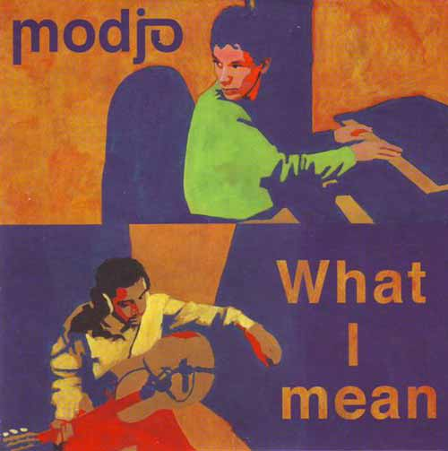 Modjo ‎– What I Mean (CD Single Carton) usado (VG+)