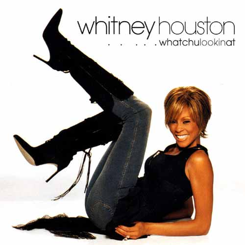 Whitney Houston ‎– Whatchulookinat (CD Maxi Single) usado (VG+) MALETA