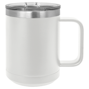 Coffee Mug with Slider Lid