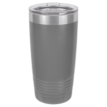 Load image into Gallery viewer, 20 oz Ringneck Tumbler with Clear Lid