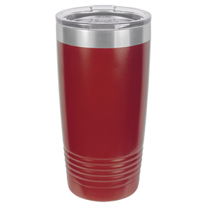 20 oz Ringneck Tumbler with Clear Lid