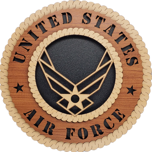 NEW U.S. AIR FORCE