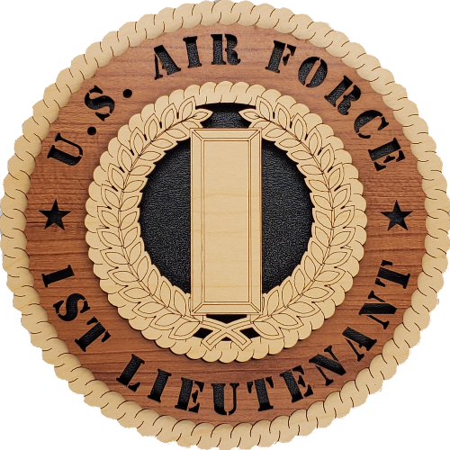 U.S. AIR FORCE 1ST LIEUTENANT